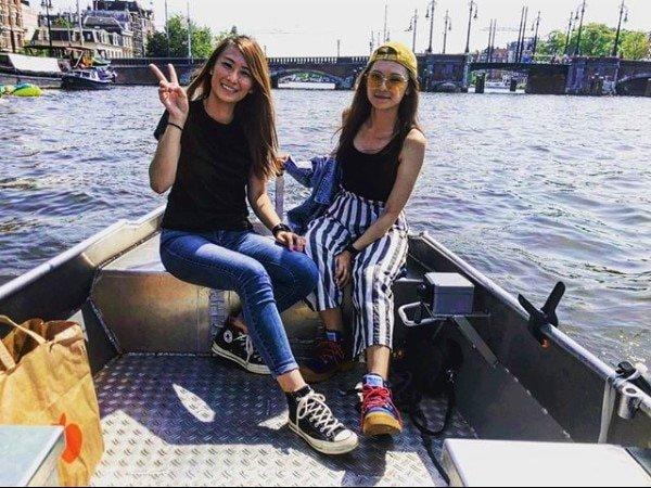 Amsterdam Elektroboot mieten